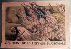Jules Abel Faivre poster