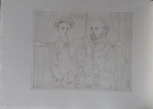 Michael Ayrton etchings3