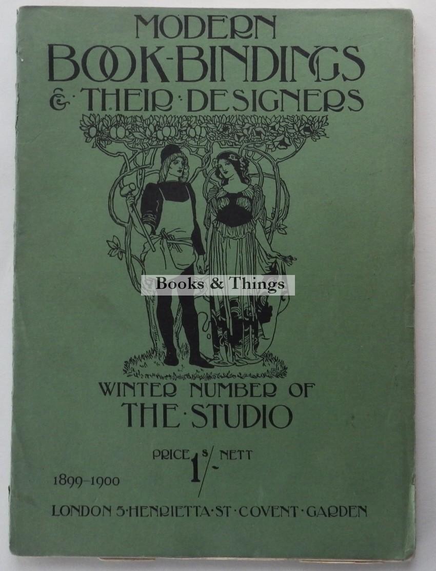 Modern Bookbindings & their Designers