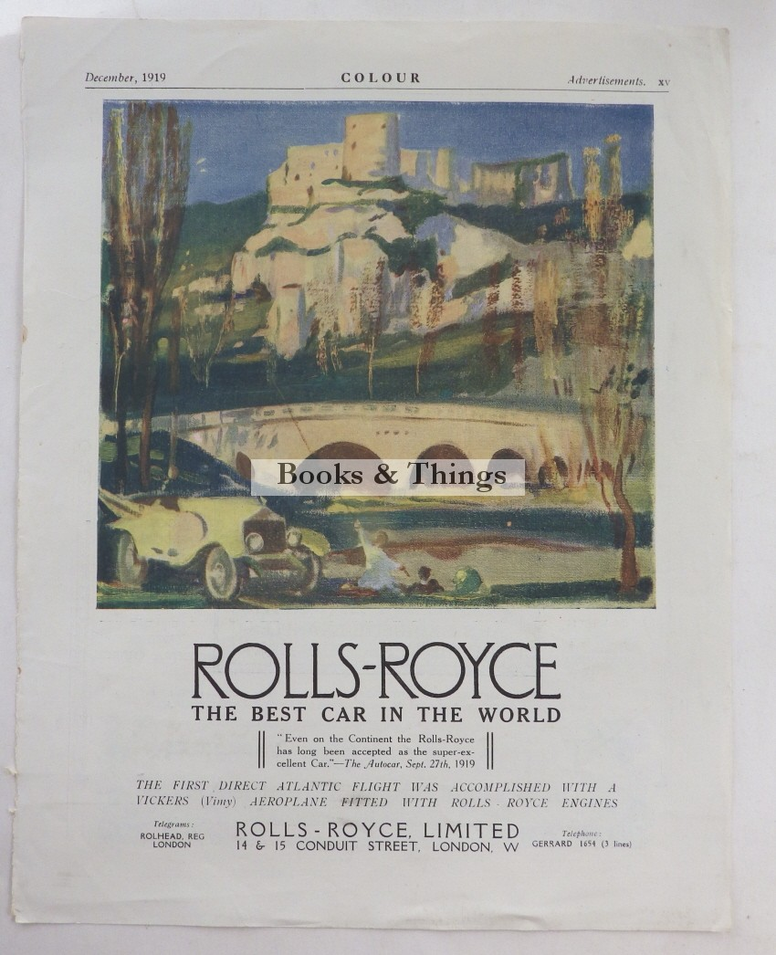 Rolls Royce advert2