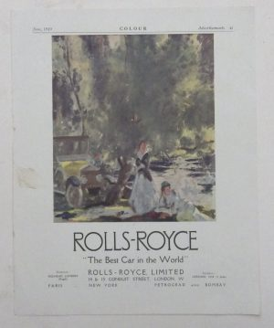 Rolls Royce advert5