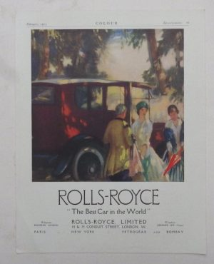 Rolls Royce advert6