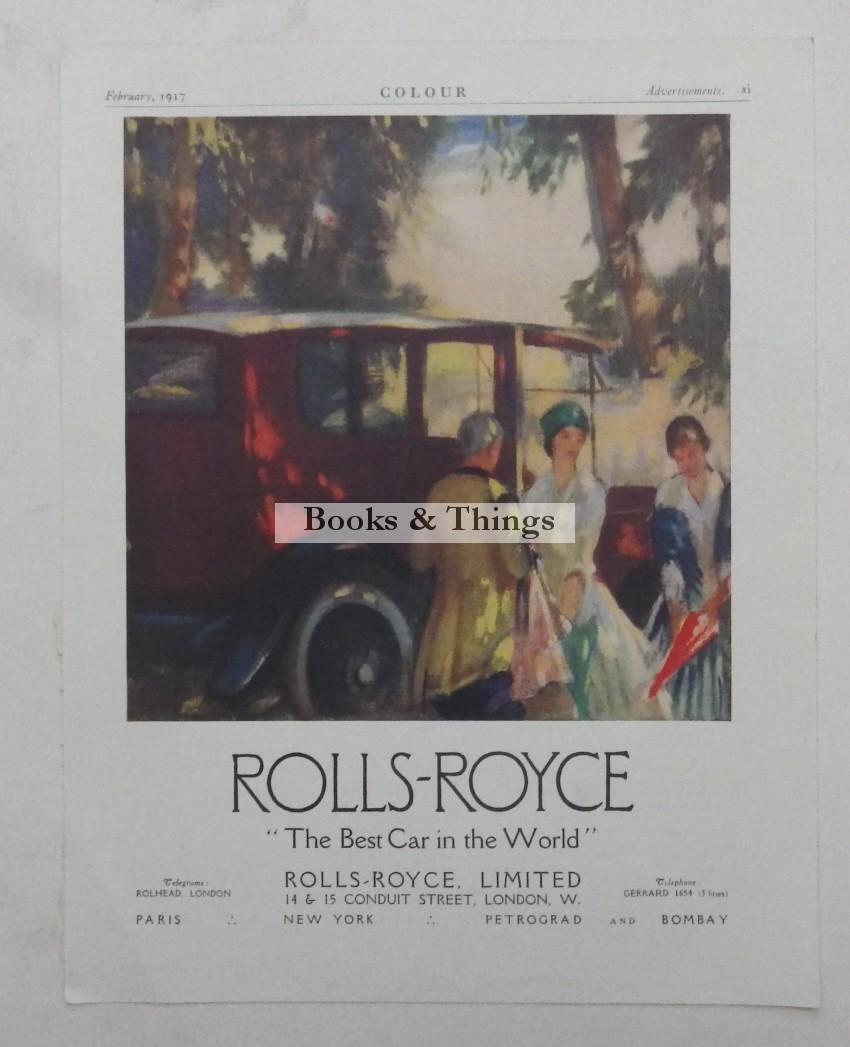 Rolls Royce advert6