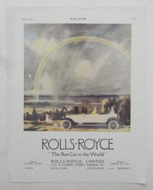 Rolls Royce advert7