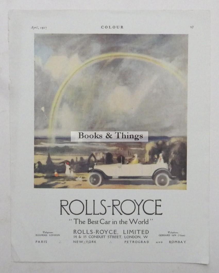 Rolls Royce advert7