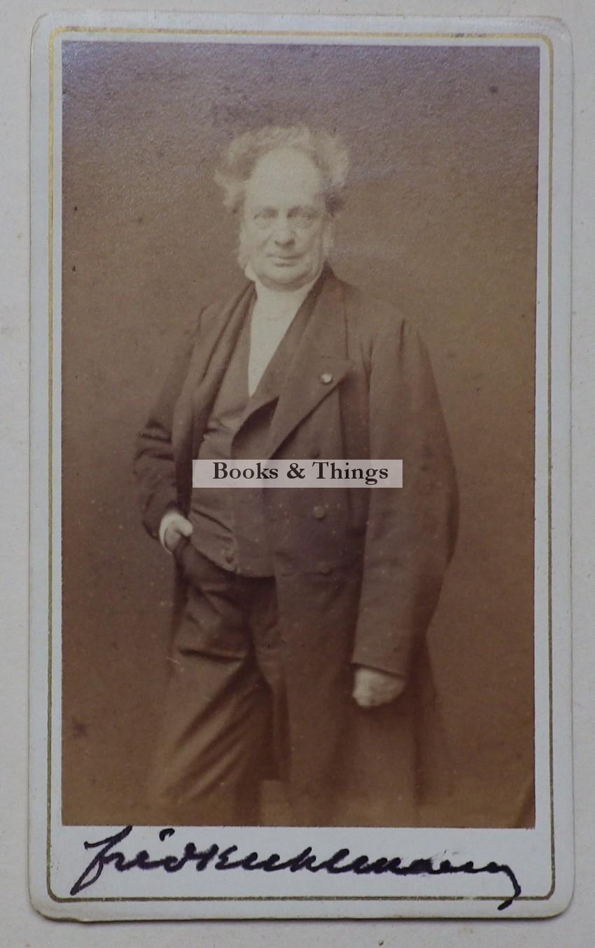 Charles Frederic Kuhlmann carte-de-visite