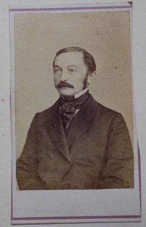 Franz Leopold Sonnenscheim carte-de-visite