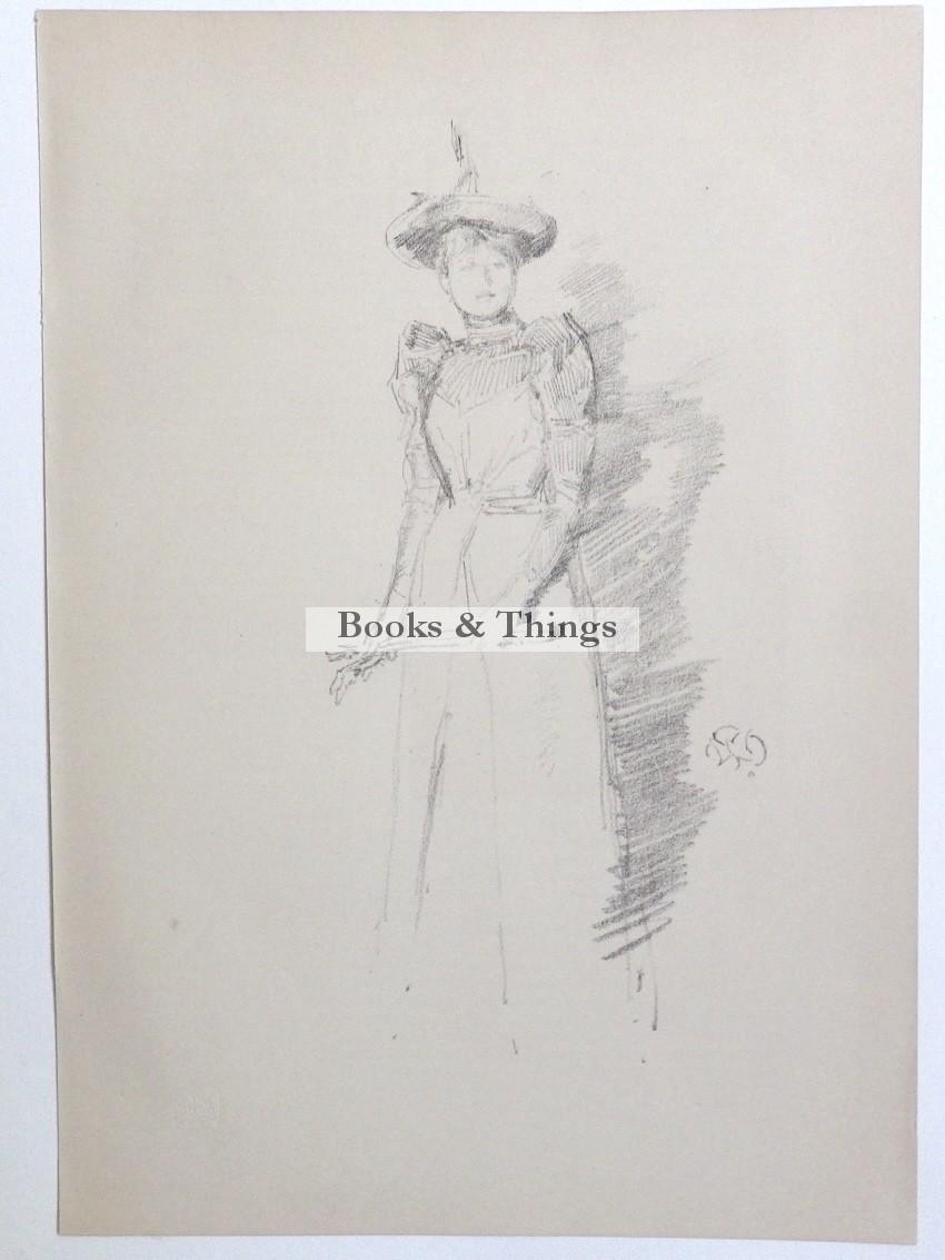James McNeill Whistler lithograph