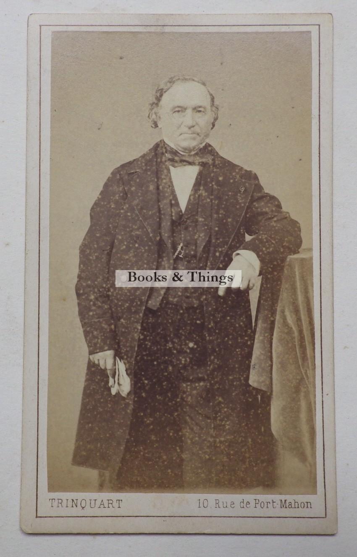 Jean-Baptiste Dumas carte-de-visite