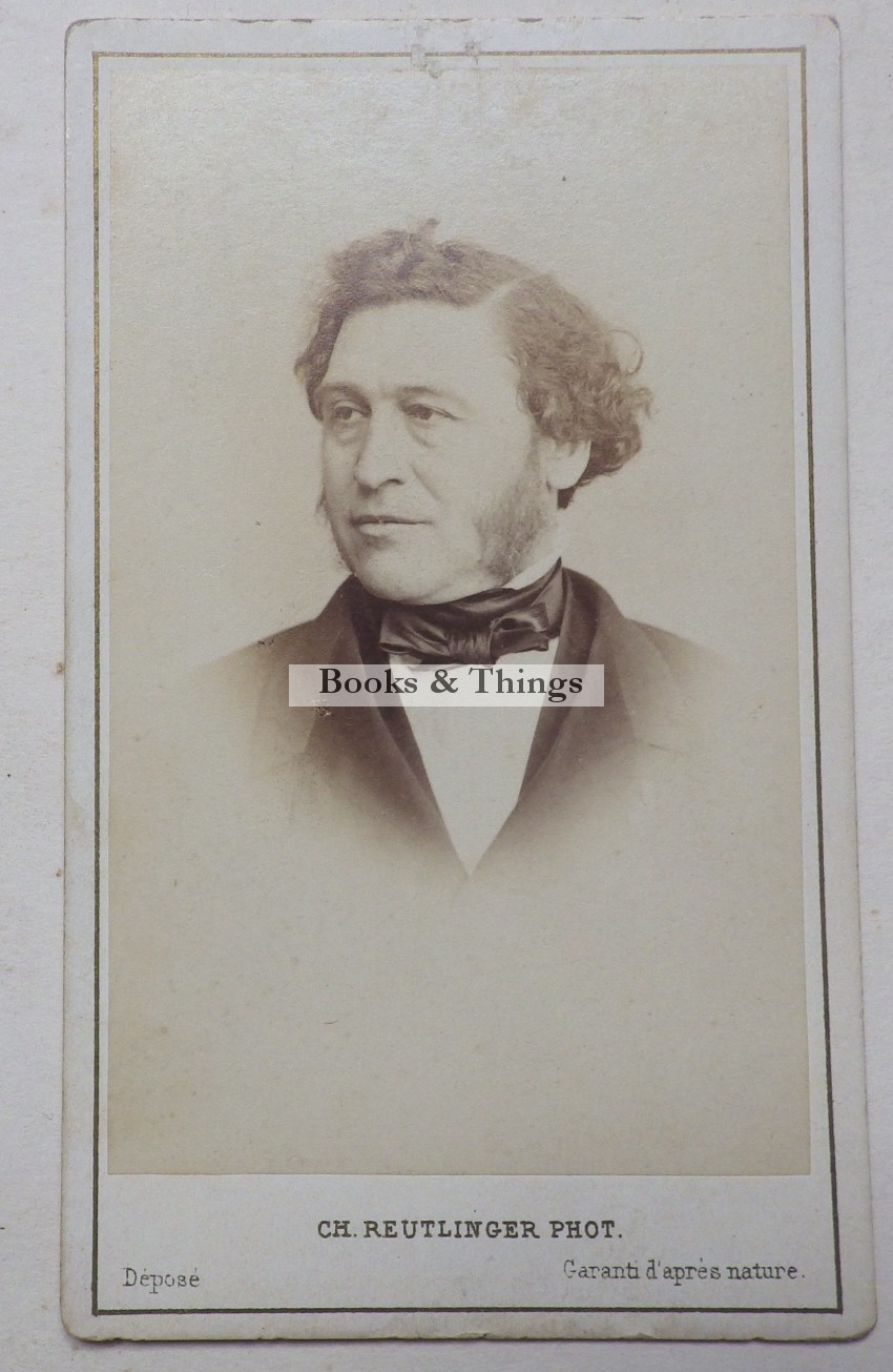 Paul Thenard carte-de-visite
