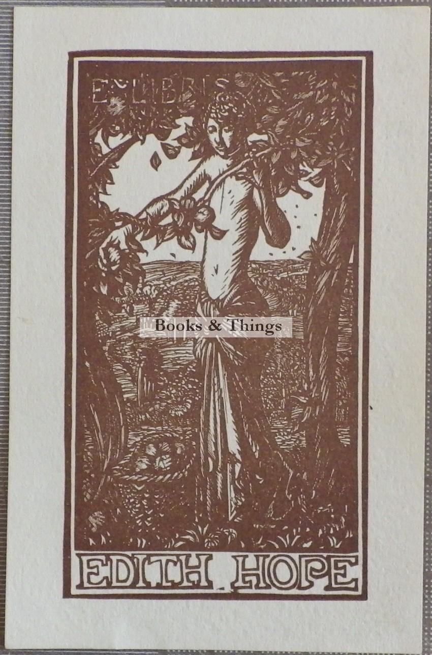 Frank Brangwyn bookplate2