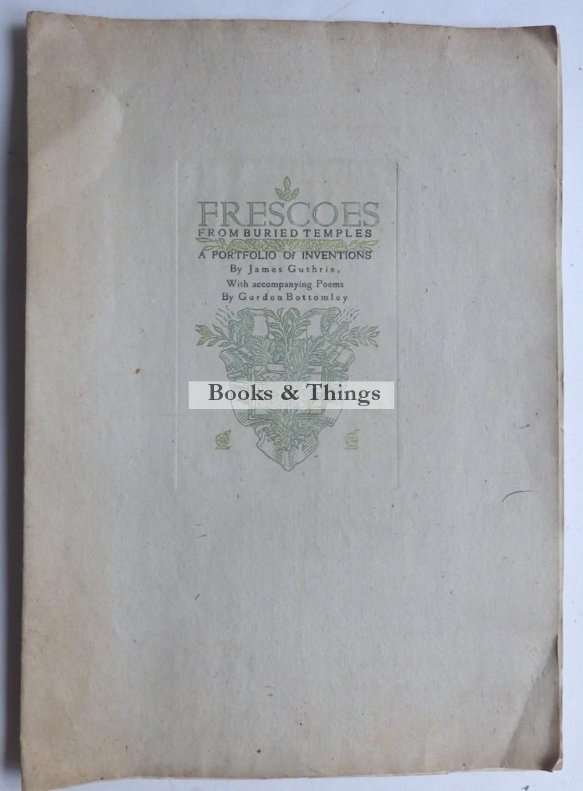James Guthrie Pear Tree Press prospectus