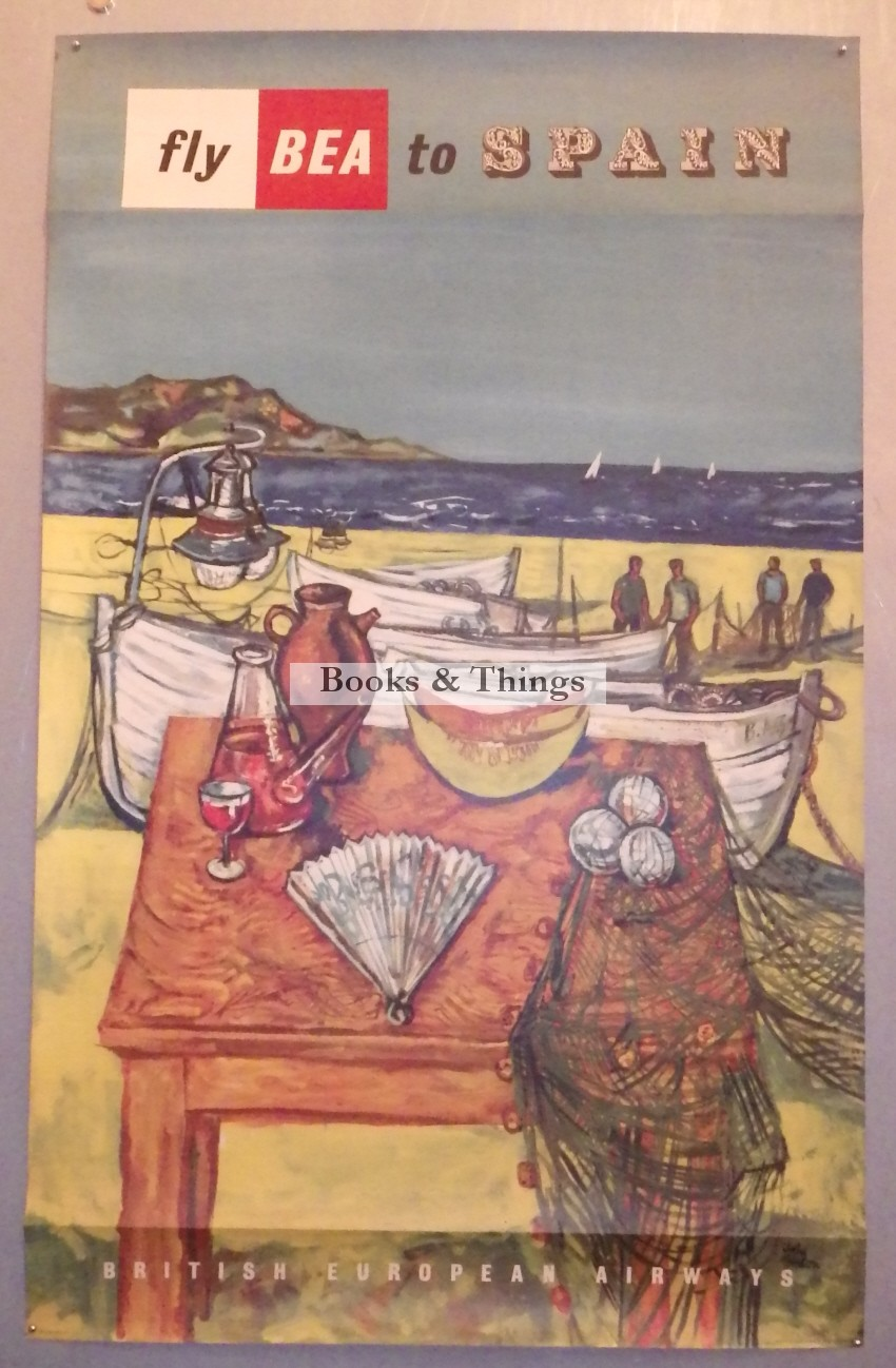 John Minton BEA poster