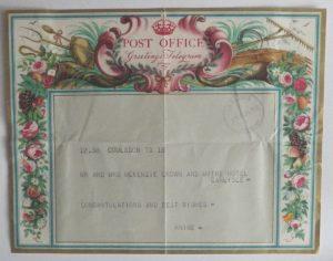Rex Whistler telegram4