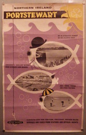 Portstewart poster