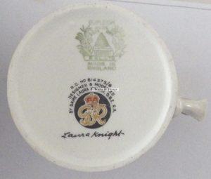 Laura Knight Coronation mug4