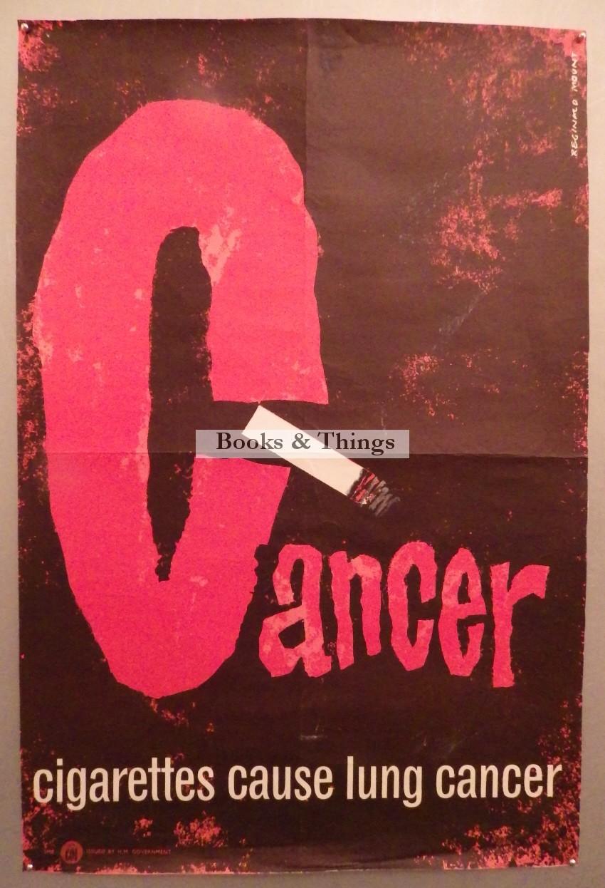 Reginald Mount Cancer poster