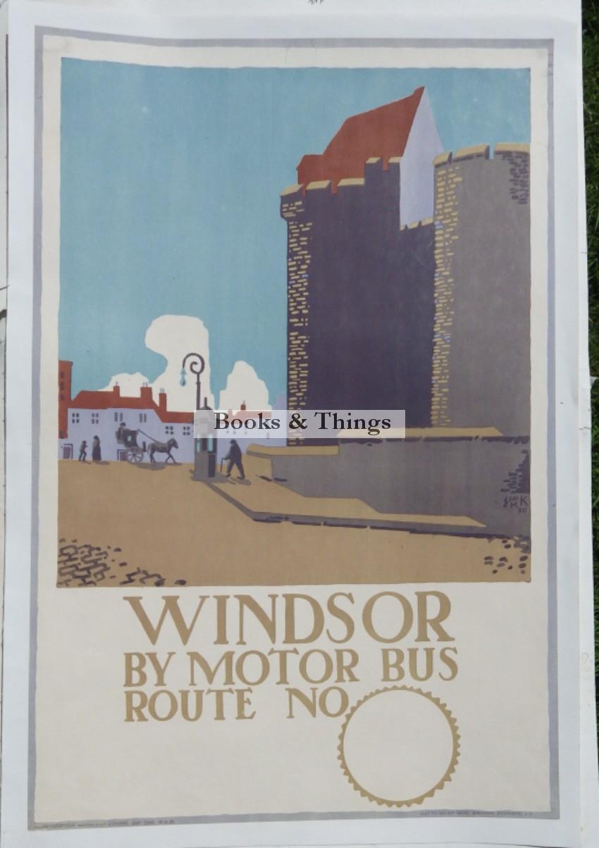 McKnight Kauffer poster Windsor2