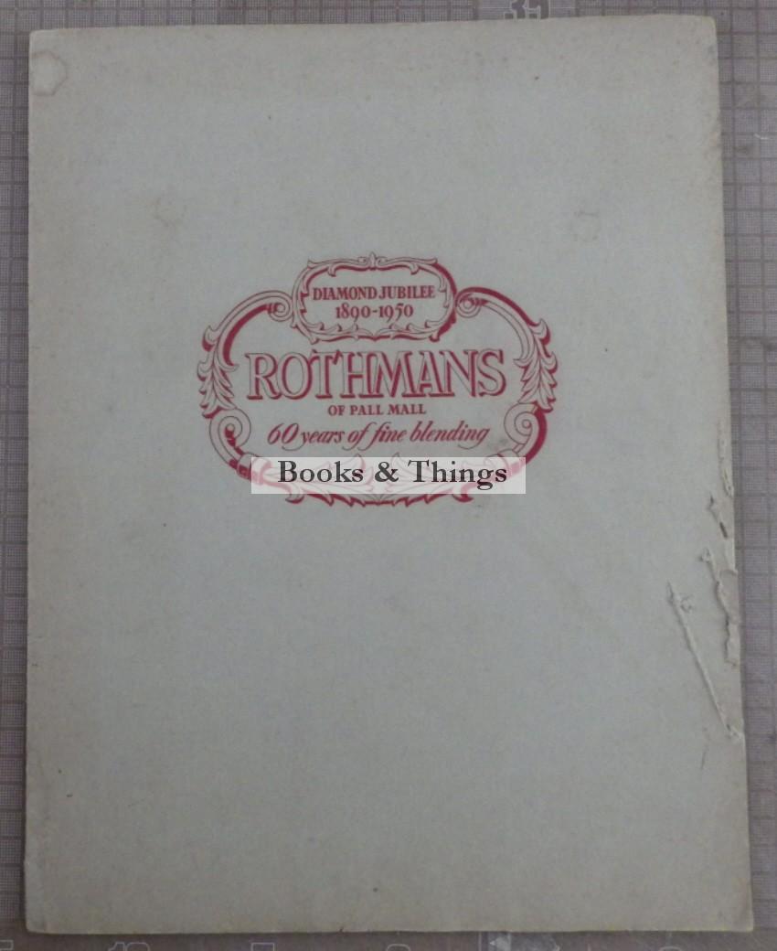 Rex Whistler Rothmans portfolio2