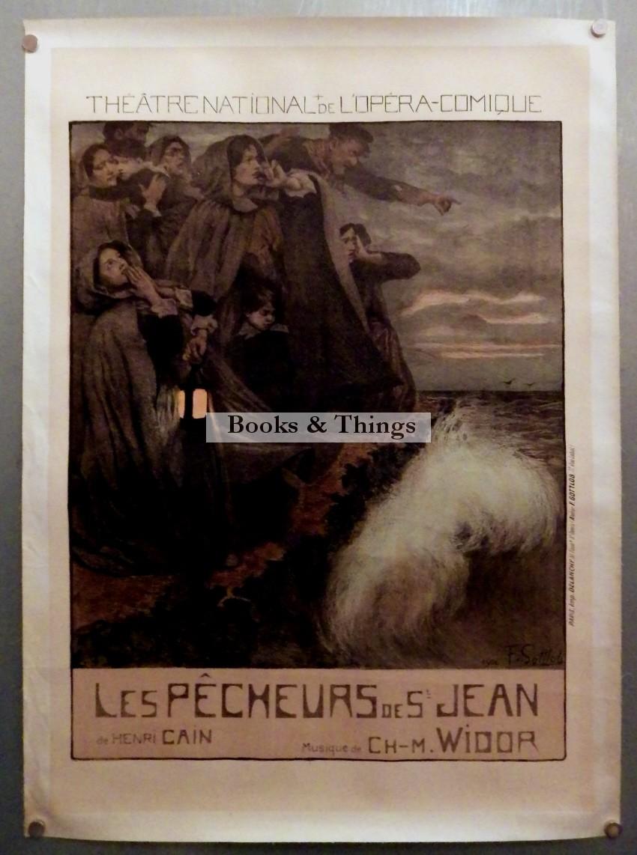 Fernand Gottlob poster